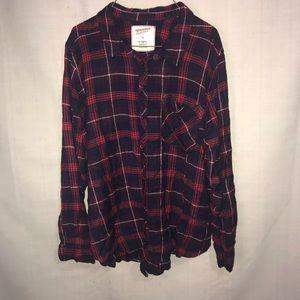 Arizona Jeans flannel shirt
